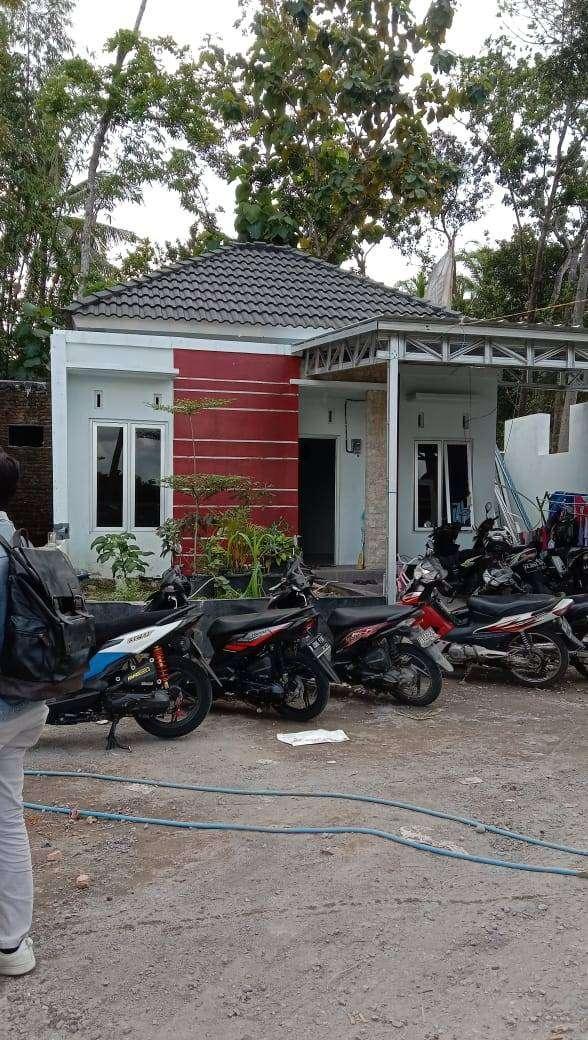 Rumah Murah 355Jt di Bangunjiwo Jogja ada Cashback Menarik