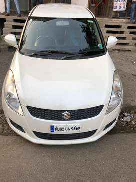 swift vdi 2014 model white couler