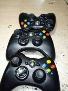 x box 360 wirless controler orignel