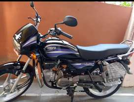 My personal bike new condition