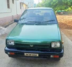 Maruti Suzuki 800 1995 Petrol and LPG