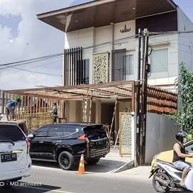 Tukang bangun rumah modern minimalis Citangkil