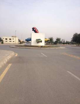 8 Marla Plot 77 For Sale In Low Cost Sector Block E Bahria Orchard Pha
