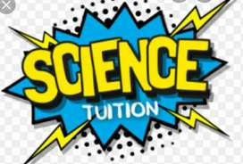 Online Science Tuition