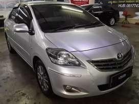 Toyota Vios G Automatic Tahun 2012 Silver
