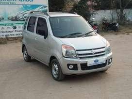 Maruti Suzuki Wagon R VXi BS-III, 2008, LPG