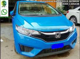 Honda Fit get on very easy monthly installments