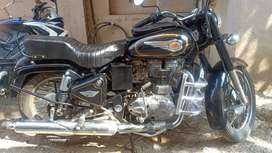 Very well maintained and rarely used Bullet