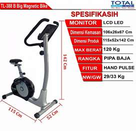 Big magnetic bike total fitnesa Tl 388 b
