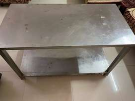 Ss table stainless Steel table