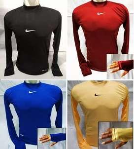Baselayer/ Menset Nike Aneka Warna Harga Grosir ready Lengan panjang
