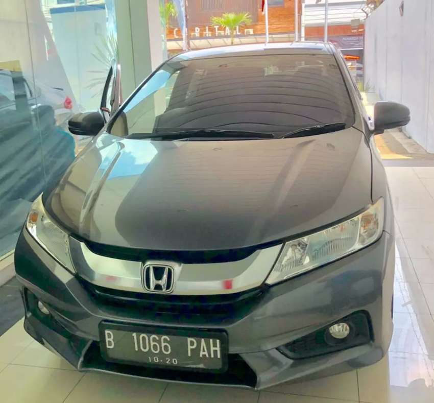 Honda all new  City RS (tipe tertinggi 6 airbag) 2015 0