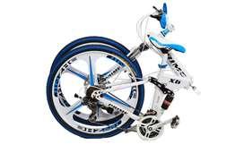 Brand new mac wheel foldable bicycle
