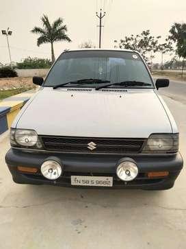 Maruti Suzuki 800 AC BSIII, 2008, Petrol