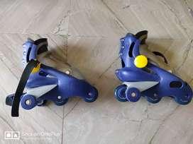 Children's roller skating shoes