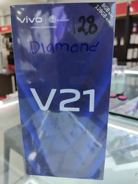 Vivo V21 4g Ram 11/128 NFC
