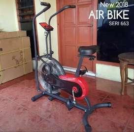 Sepeda statis Air bike Id seri 663 bc yrsjkhn865