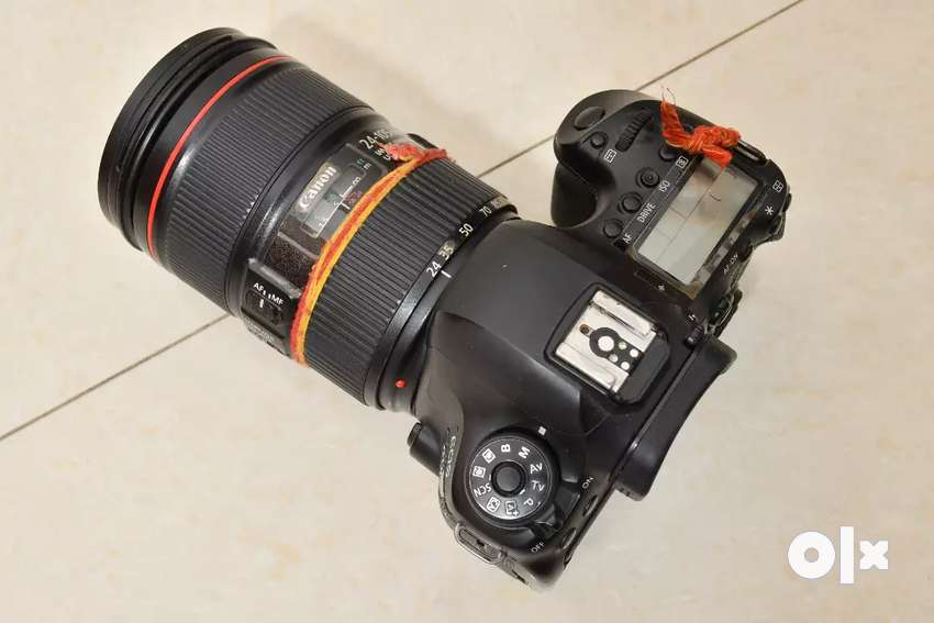 6d Mark II with 24+105