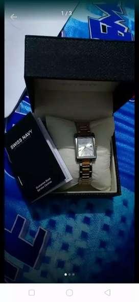 Jam tangan Swiss navy