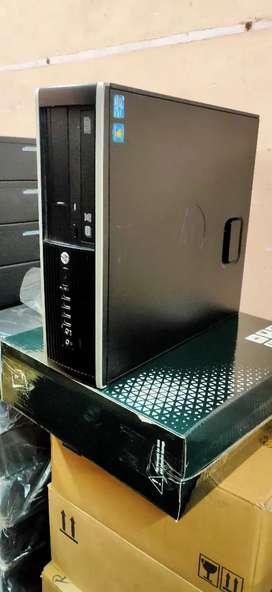 HP I3 2ND GENERATION 320.GB SATA HDD 4.GB RMA DVD ROM. 1 YEAR WARRANTY
