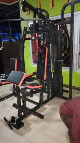 Alat olahraga fitness gym dirumah