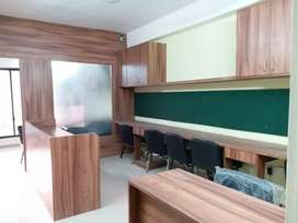 417Sq Ft Fully Furnished Office Space Available On Sale Makarba.