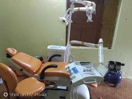Manual dental chair,45k negotiable,1yr confidence , nelakondapaly