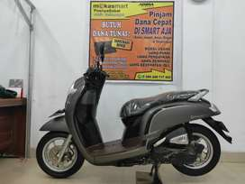 Honda New Scoopy 2017