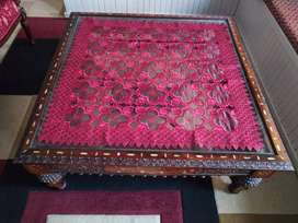 CENTER TABLE - WOODEN