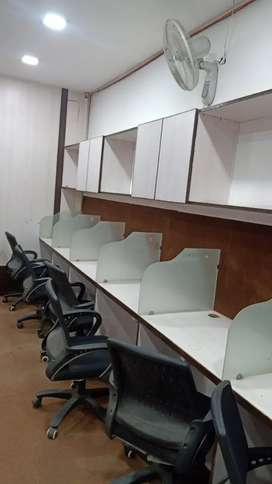 Fully Furnished Office 27500/-