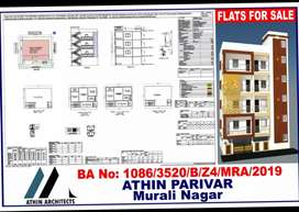 New individual flat for sale