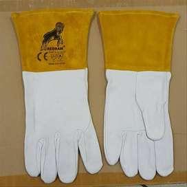 Sarung tangan Las argon Redram