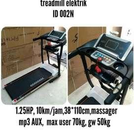 Elektrik treadmil ID 002 >> Harga distributor