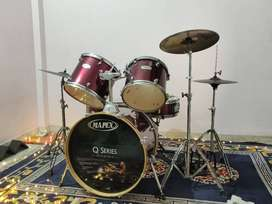 MAPEX Drums With Imported Cymbals