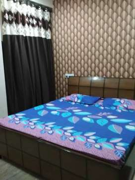 INDEPENDENT SEMI FURNISHED TWO BEDROOM SET FOR RENT