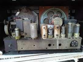 Radio antik merk Philips original