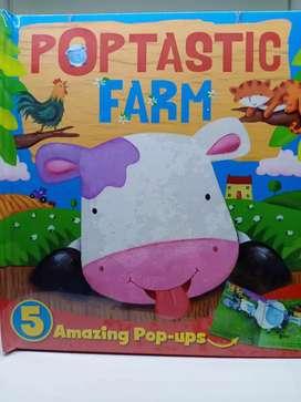 Buku Pop Up Poptastic Far.