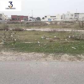 1 Kanal Residential Plot is for Sale in Phase 6 DHA Lahore