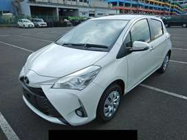 Toyota Vitz 2020 ( ON EASY MONTHLY INSTALLMENT)