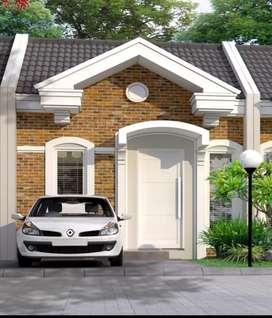 Rumah murah O% DP di Makassar Tanjung bunga