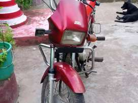Hero honda.. Bike