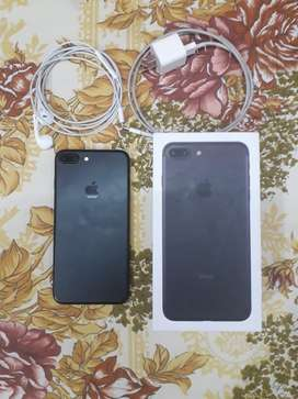 Iphone 7 plus 128GB with complete IME match box..