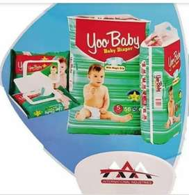 Pampers of any type & any kind