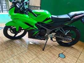 Ninja 150 RR 3481 km