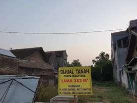 jual tanah 385 m2 lokasi sukolilo jiwan