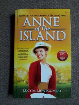 Anne of The Island - Lucy M. Montgomery