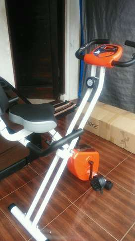 Excercise bike statis TOTAl fitnes