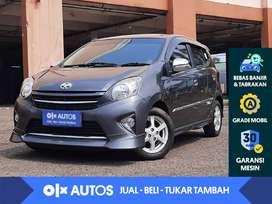 [OLXAutos] Toyota Agya 1.0 G A/T 2016 Abu-abu