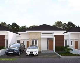 Rumah tengah kota Pekanbaru jl rambutan/Arifin Ahmad/Soekarno Hatta
