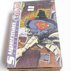 Komik Superman Adventures 1-7
